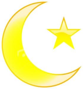 Bulan, Bintang, dan Islam
